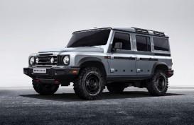 INEOS Automotive Rilis Desain Eksterior Grenadier 4x4