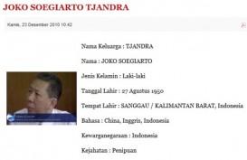 Mahfud MD Perintahkan Jaksa Agung Tangkap Buronan Joko Tjandra