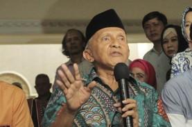 Isu Reshuffle, Amien Rais Sindir Menteri Jokowi: CEO…