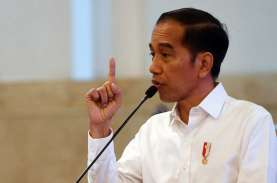 Jokowi Marah, Amien Rais: Seperti Menepuk Air Di Dulang,…