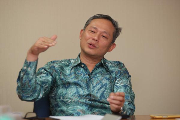 Presiden Direktur PT Kinocare Era Kosmetindo (Kino), Harry Sanusi. - Bisnis.com