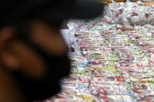 Polisi Musnahkan Barang Bukti Narkoba Dari 25 Tersangka
