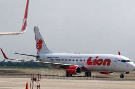 Biasa Layani 1.600 Flight/Hari, Lion Air Group Merangkak…
