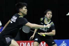 Semifinal PBSI Home Tournament: Lawan Praveen/Melati,…