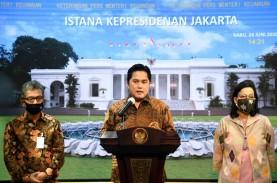4 Bulan Corona di Indonesia, Pelat Merah Bertahan…
