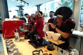 Perluas Lini Usaha, KAI Buka Cafe di Semarang