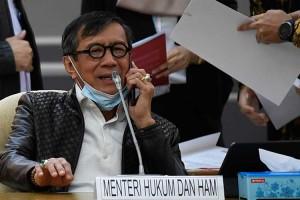 Pemerintah Bersama DPR Bahas Perjanjian Bantuan Hukum Indonesia-Swiss
