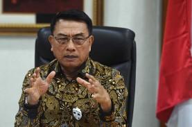 Jokowi Marah dan Ancam Reshuffle, Moeldoko Ungkap…
