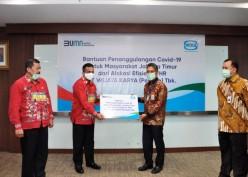 Bantu Penanganan Covid-19 di Jaktim, Direksi dan Komisaris Wijaya Karya Sisihkan THR