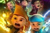 Warga Malaysia Marah, Netizen Indonesia Becanda Soal Film Upin Ipin