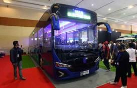 PLN Disjaya Pakai Bus Listrik Produksi Mobil Anak Bangsa