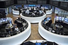 Data Tenaga Kerja AS di Atas Ekspektasi, Bursa Eropa…