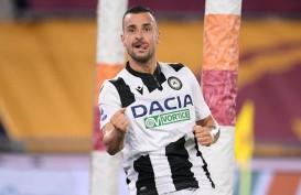 Hasil Liga Italia : Kalah Lagi, Roma Makin Jauh dari Liga Champions