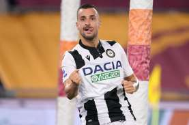 Hasil Liga Italia : Kalah Lagi, Roma Makin Jauh dari…