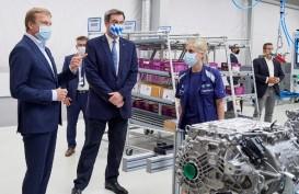 BMW Tambah Kapasitas Produksi e-Drive Mobil Listrik di Dingolfing
