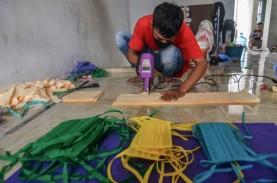 Impor Masker Tinggi, Kemenperin Akui Edukasi Tekstil…