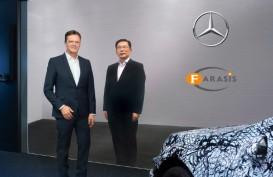 Mercedes-Benz Gandeng Farasis China Bangun Pabrik Sel Baterai
