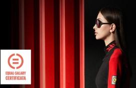 Ferrari Raih Sertifikat Kesetaraan Gaji, Wanita Kian Penting