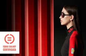 Ferrari Raih Sertifikat Kesetaraan Gaji, Wanita Kian…