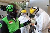 Mitra Grab dan Gojek Wajib PCR untuk Angkut Penumpang di Kota Bandung