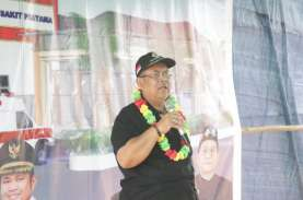 Ditangkap KPK, Bupati Kutai Timur Ismunandar Penasihat…