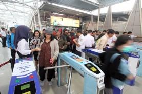 Mulai 13 Juli, Dua Stasiun Ini Tidak Layani Tiket…