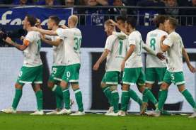 Playoff Bundesliga, Werder Bremen vs Heidenhem Berakhir…