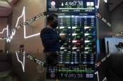 IHSG Menguat, Investor Asing Setop Lepas Saham