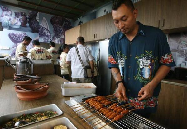 Bisnis kuliner memiliki keuntungan hingga 200 persen. - ilustrasi