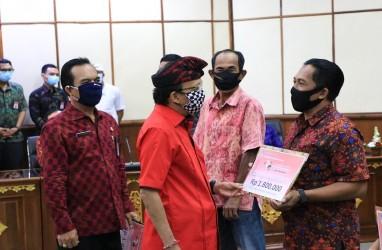 43.000 Pelaku Usaha Informal dan UMKM di Bali Diberi Rp600.000 Per Bulan