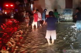 Banjir Gorontalo, 4.141 Orang Pengungsi Tersebar di…