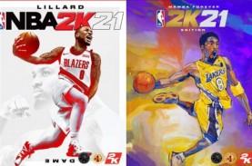 NBA 2K21 Akan Tersedia Tahun Ini, Cek Harganya