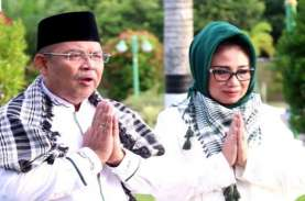 KPK Tahan Terpisah Pasutri Bupati dan Ketua DPRD Kutai…
