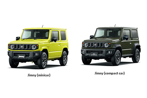 All New Jimny. - Suzuki