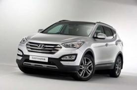Hyundai Ungkap Pilihan Mesin Santa Fe Terbaru