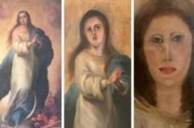 Restorasi Karya Seni Perlu Diawasi Regulasi Berstandar…