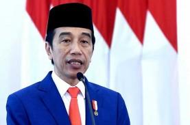 Resep Jokowi Agar Ekonomi Indonesia Tak Terjebak di…