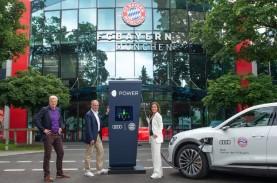 Audi Lengkapi Markas FC Bayern Munchen 38 Titik Setrum…
