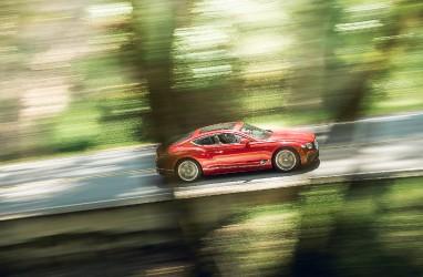 Musim Berganti, Bentley Continental GT Tampilkan Warna dan Fitur Baru