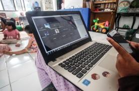 Jokowi Sebut Kuliah Daring sebagai Bagian dari Kenormalan…