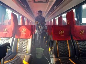 Bus Antar Provinsi Kembali Boleh Beroperasi Dengan Menerapkan Protokol Kesehatan