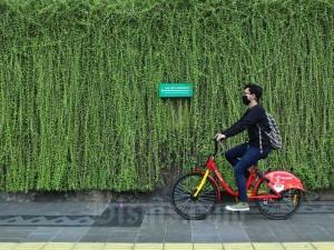 Tren Sepeda, Aplikasi Bike Sharing Mudahkan Warga Yang Ingin Bersepeda Tanpa Harus Membeli
