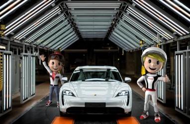 Tamasya Asyik, Porsche 4Kids di 'Pabrik Mobil'