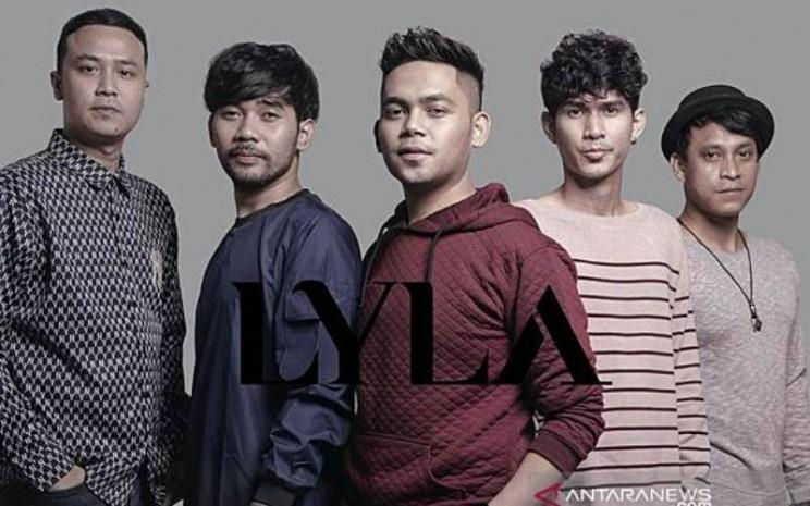 Band Lyla memperkenalkan komposisi baru personilnya. - Antara