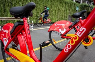 Serba-serbi Gowes, Layanan Bike Sharing dari Pemprov DKI