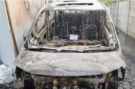 Polisi Pindahkan Penahanan Pembakar Alphard Via Vallen,…