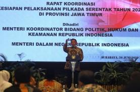 Partisipasi Pemilih di Pilkada Serentak 2020 Ditargetkan…
