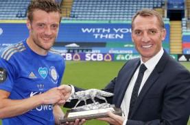 Leicester City Menang Lagi, Jamie Vardy Top Skor Lagi…