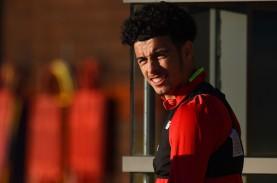 Kapten Muda Liverpool Curtis Jones Diganjar Perpanjangan…