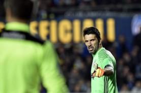 Kiper Juventus Gianluigi Buffon Pecahkan Rekor Bek…